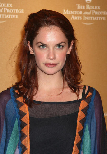 Ruth Wilson at the Rolex Mentor and Protege Arts Initiative Gala Dinner in London.